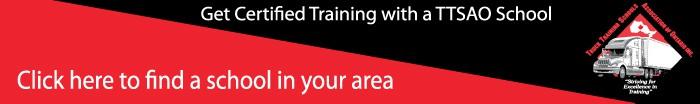Find a TTSAO Certified School in your area