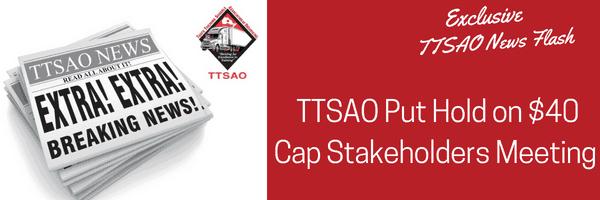 ttsao stakeholders meeting
