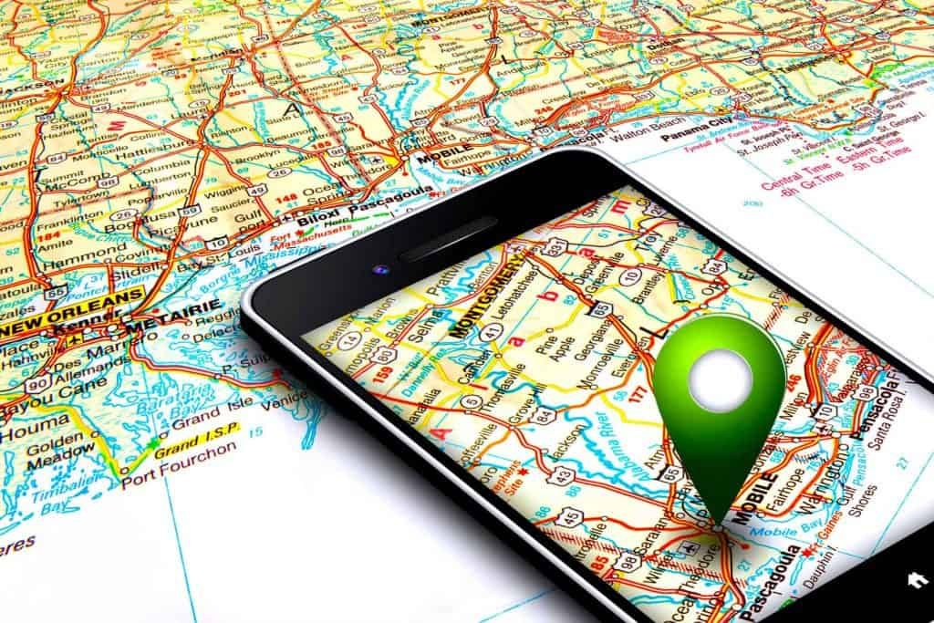 map-and-gps