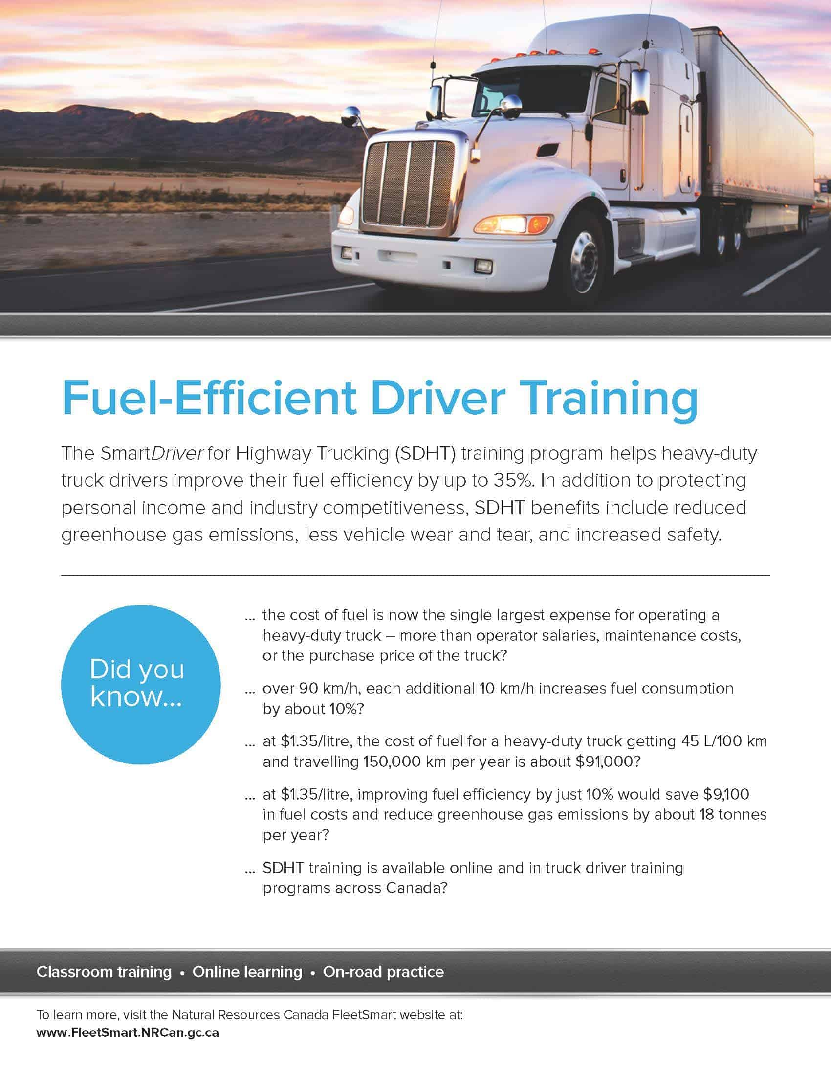 TTSAO Blog | Truck Training Schools of Ontario | Striving for