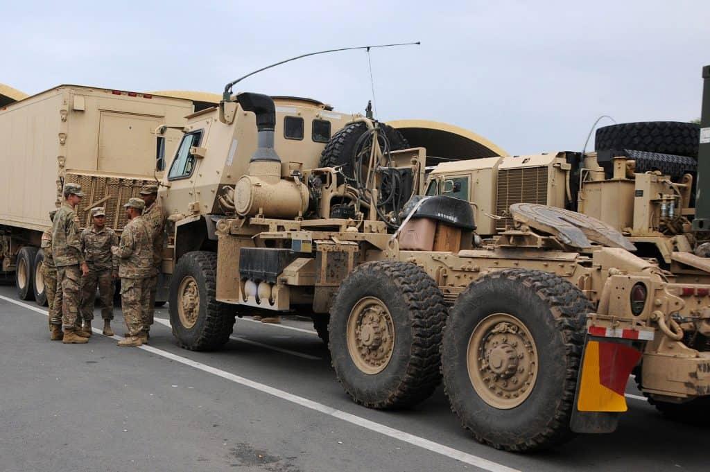 Military-Trucks