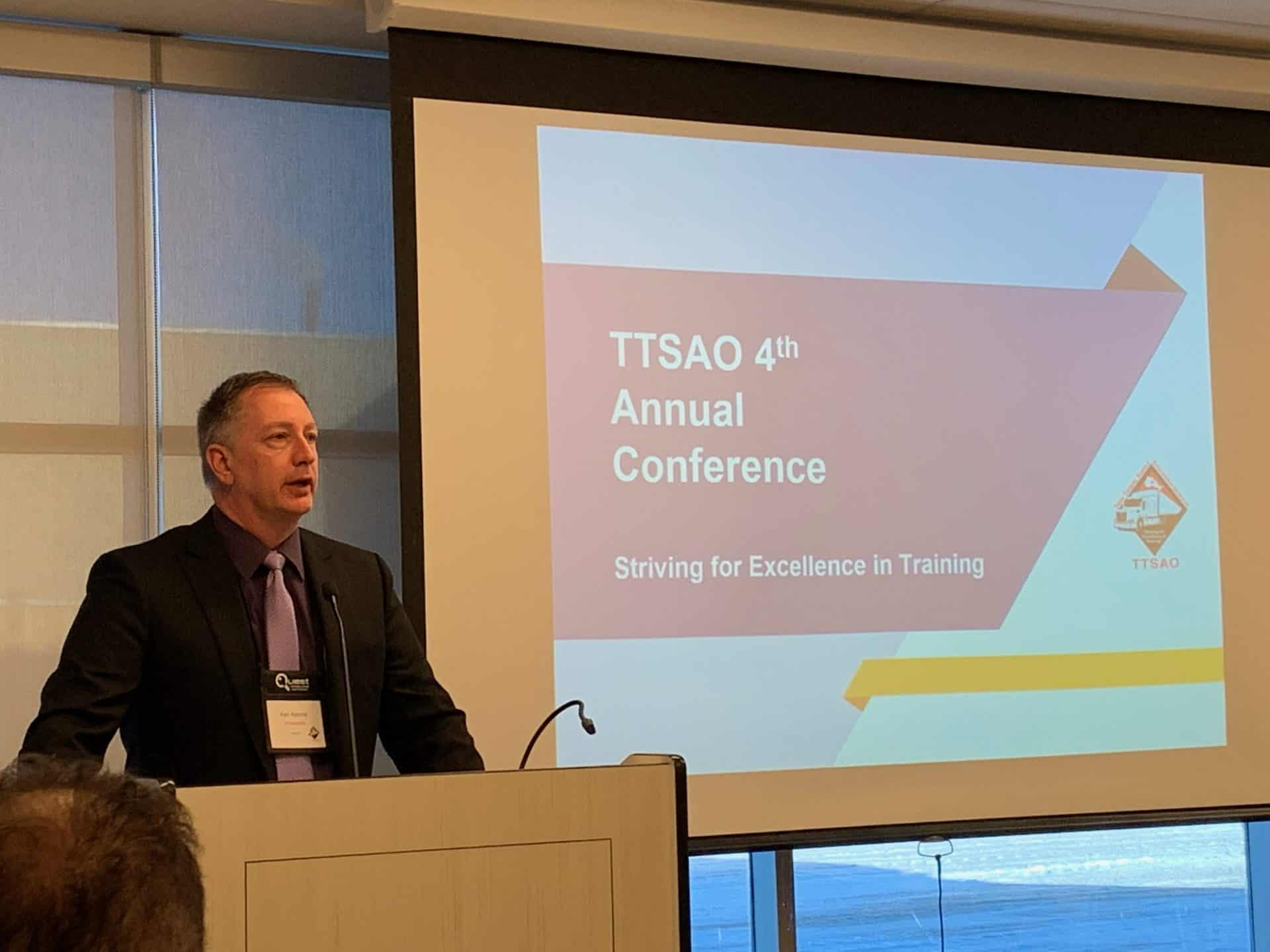 TTSAO Conference Pictures 2019
