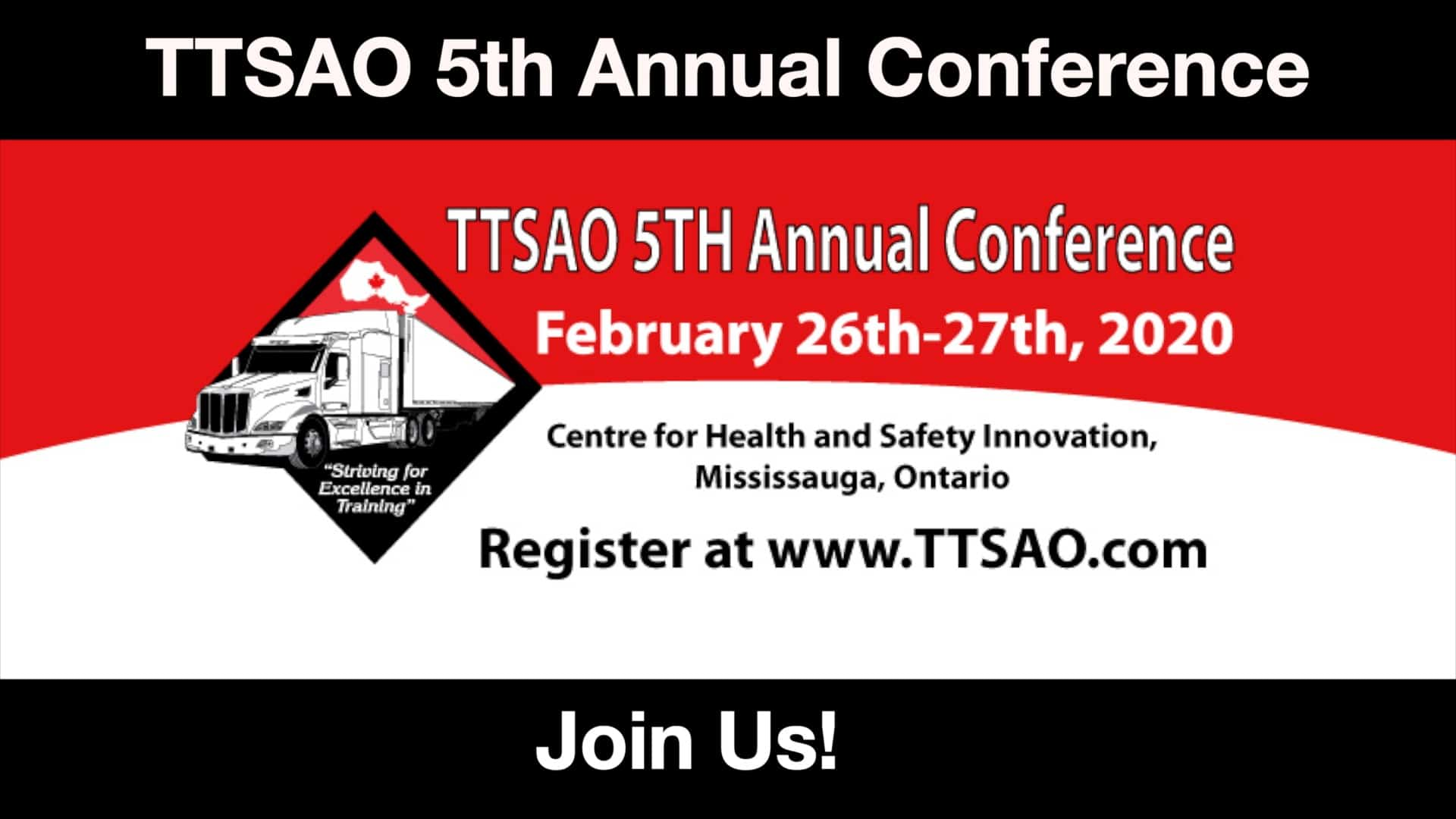 TTSAO Conference Overview
