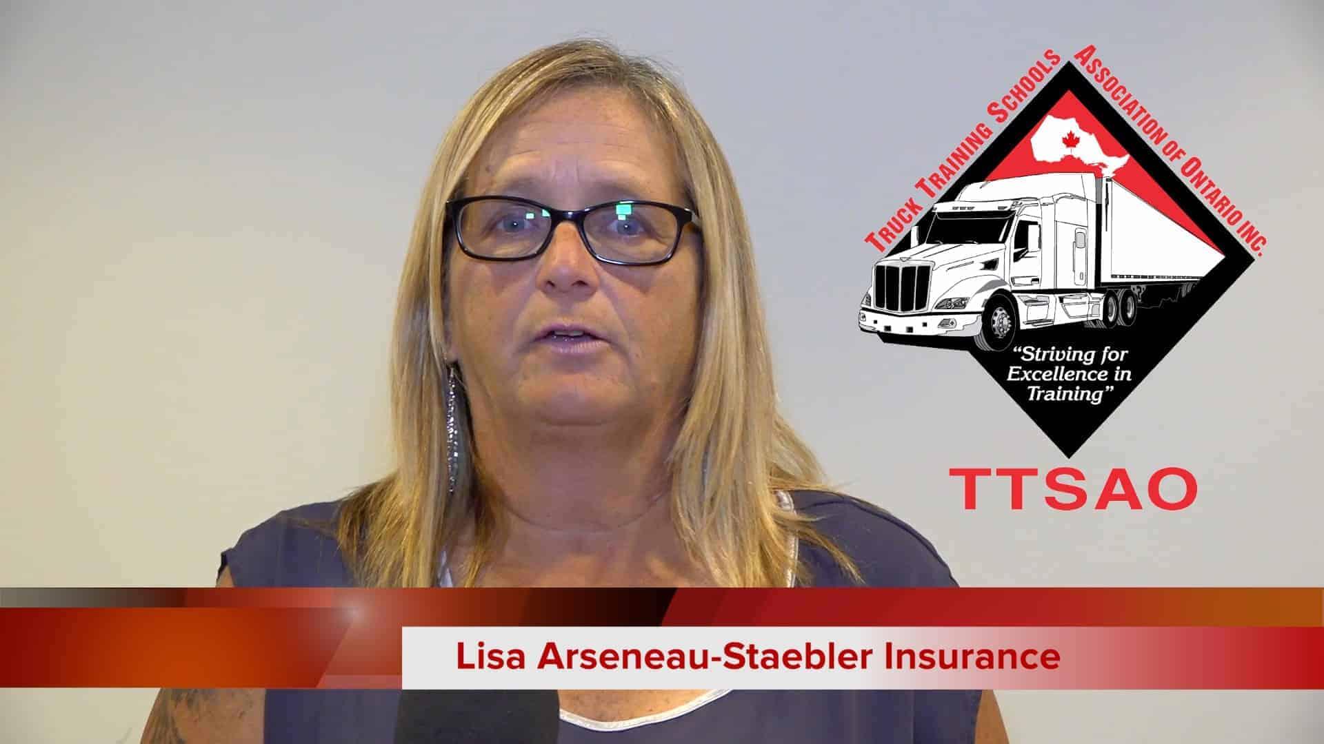 TTSAO Testimonial-Lisa Arseneau