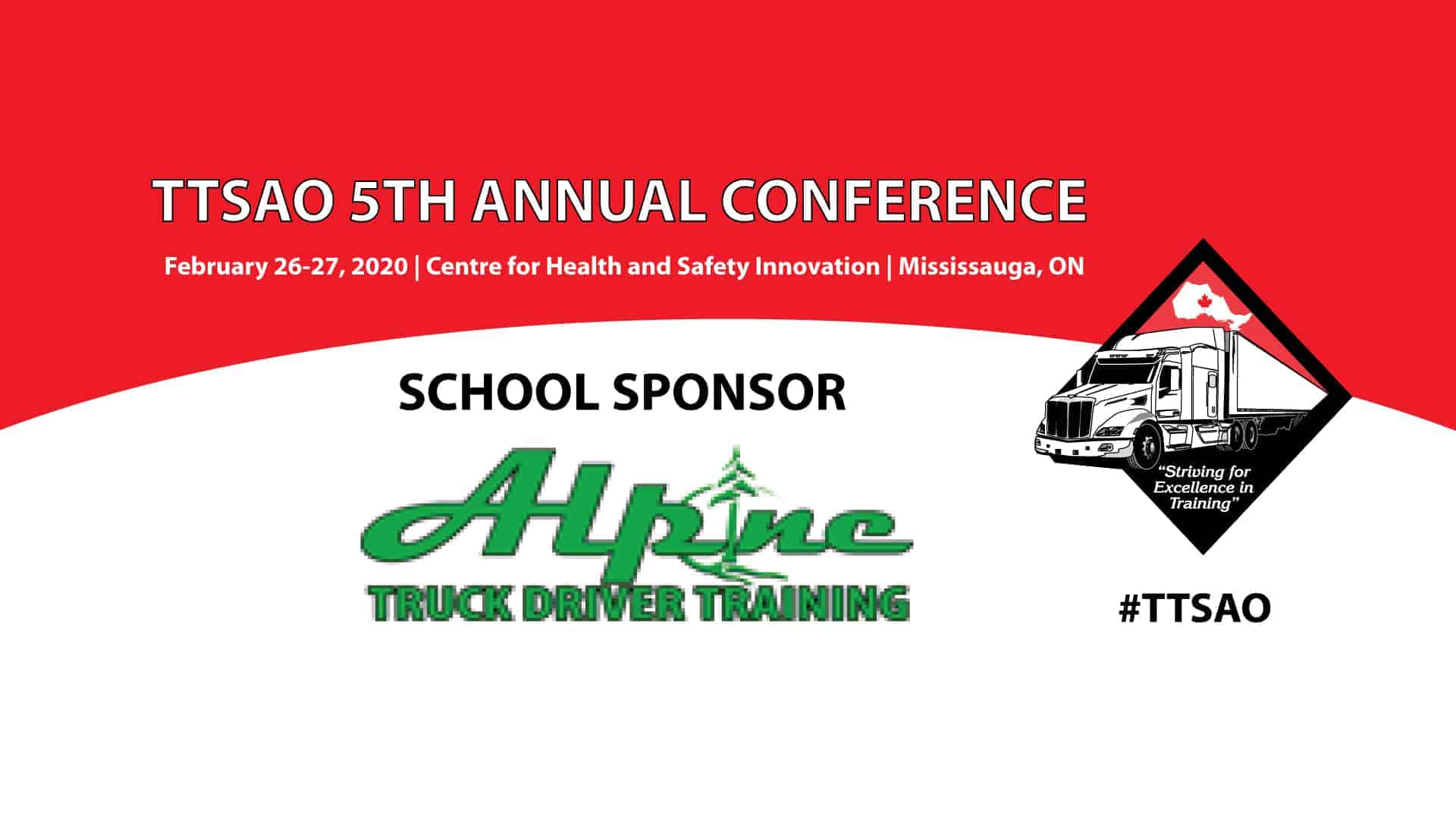 Alpine Truck Driver Training