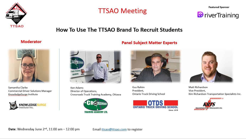 TTSAO Meeting Tile