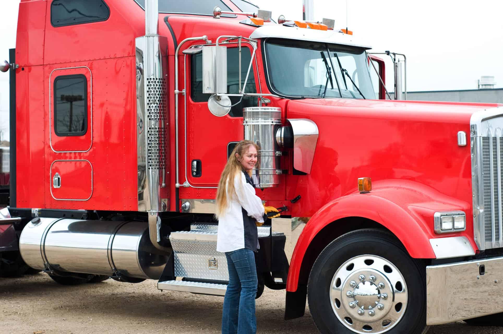Female-Truck-Driver